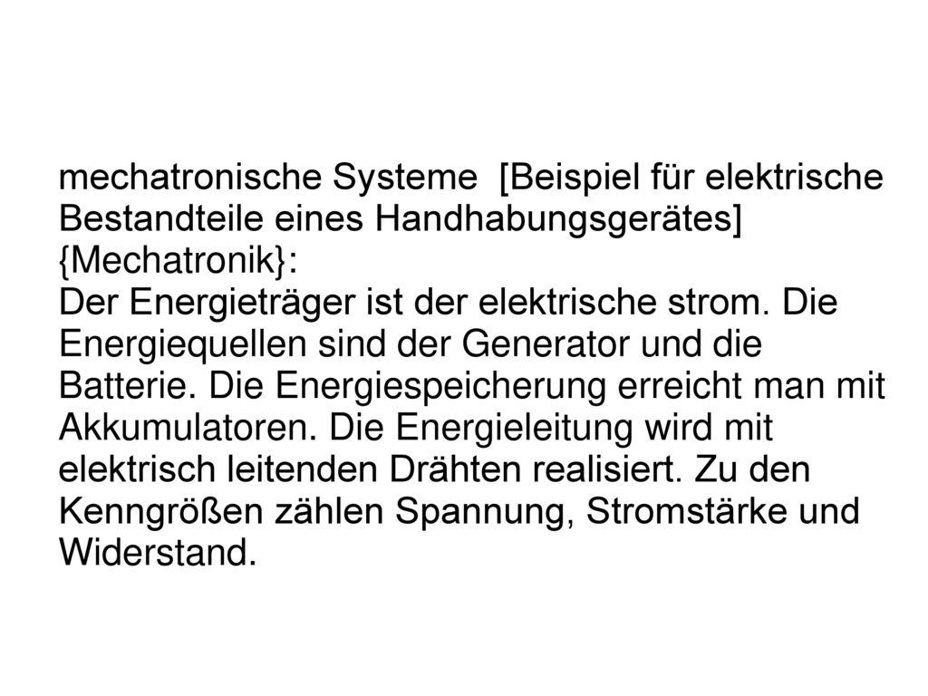 Schön Elektrische Supervisor Beispiele Bilder ...